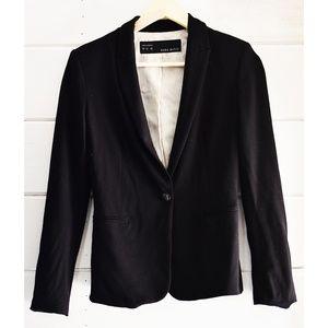 Zara Basics Blazer Size S